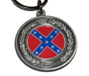 CIVIL WAR & CONFEDERATE KEYRINGS